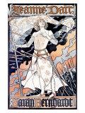 Jeanne d'Arc  Sarah Bernhardt