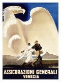 Assicurazioni Generali Venezia  1936