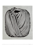 Ball of Twine, 1963 (serigraph) Reproduction d'art par Roy Lichtenstein