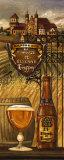 Bière belge Reproduction d'art par Charlene Audrey