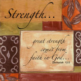 Words to Live By  Strength