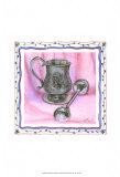 Heirloom Cup and Rattle II