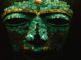 Teotihuacan Mosaic Sculpture Mask