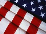 Folded American Flag