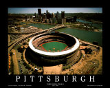 Pittsburgh - Three Rivers Stadium Final Season
