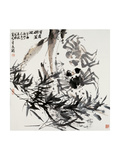 Crabs and Bamboo Leaves