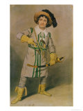 """George Smith (1777-1836) as Schampt in """"The Woodman's Hut"""" by WH Arnold at the Drury Lane Theatre"""