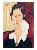 Portrait of Madame Hanka Zborowska  1917