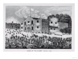 The Siege of the Alamo  6th March 1836  from Texas  an Epitome of Texas History  1897
