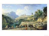 The Construction of a Road  1774
