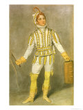 """John Pritt Harley (1786-1858) as Pedrillo in """"The Castle of Andalusia"""" by John O""""Keeffe"""