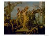 The Rape of Helen  1770s