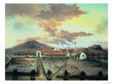 A Sugar Plantation in the South of Trinidad  circa 1850
