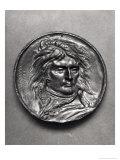Portrait Medallion of General Bonaparte (1769-1821) circa 1830