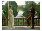 Nordic Summer Evening  1899-1900