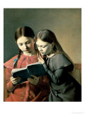 The Artist's Two Youngest Sisters  1826