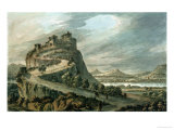 Rocky Landscape with Castle