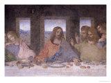 The Last Supper  1495-97 (Post Restoration)