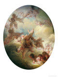 The Swarm of Cupids  circa 1767