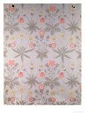 """""""Daisy"""" Wallpaper Design  1864"""