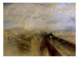 Rain Steam and Speed  the Great Western Railway  Painted Before 1844