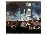 "The Ballet Scene from Meyerbeer's Opera ""Robert Le Diable "" 1876"