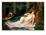 The Death of Cleopatra  1892