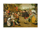 Peasant Dance  (Bauerntanz) 1568