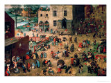 Children's Games (Kinderspiele)  1560