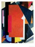 Painterly Architectonics  1916-17