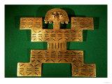 Pectoral Ornament of the Tolima Region  Colombia  circa 500-1500 AD
