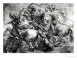 The Battle of Anghiari after Leonardo Da Vinci (1452-1519)
