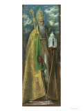 Saint Augustine of Hippo (354-430) 1590