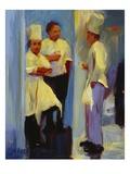 Chefs in Paris