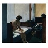 Chambre d'hôtel Giclée par Edward Hopper