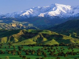 Mountains at Los Padres National Forest