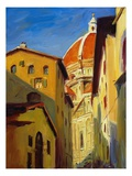 Peaking Duomo