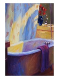 Tub and Tulips II