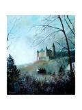 Medieval Castle of Vêves Belgium