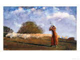 The Young Shepherdess  1878