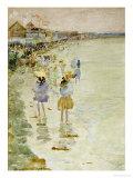 Crescent Beach  1896