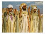 Prayers at l'Aube  1913