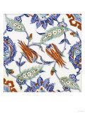 Iznik Pottery Tile