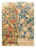 Design for Chintz: Rose Giclée par William Morris