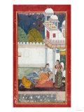 Ramakali Ragini  Late 17th Century