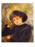 Portrait of Madamoiselle Demarsy  1882