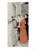 Women Conversing in the Street