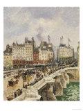 Le Pont-Neuf  1901