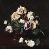 Vase de Fleurs  1876