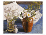 Still Life with Flowers in a Vase  circa 1911-14